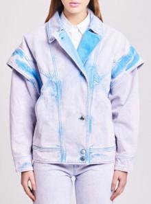 Vicolo GIACCA JEANS VOLANT - DH0087 - Tadolini Abbigliamento