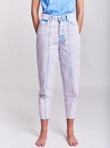 JEANS WITH SEAM DETAIL