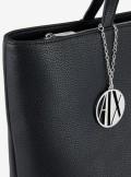 Armani Exchange BORSA SHOPPER IN ECOPELLE CON ZIP - 942426 - Tadolini Abbigliamento