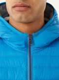 URBAN STYLE HOODED DOWN JACKET