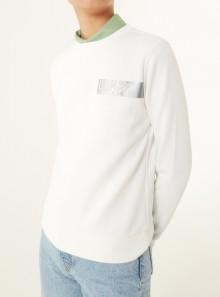 Colmar Originals FELPA SLIM FIT CON SCRITTA OLOGRAFICA - 9069 01 - Tadolini Abbigliamento