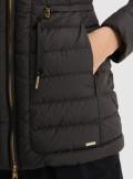 Woolrich GIACCA HIBISCUS CON CAPPUCCIO - CFWWOU0439FRUT2635 100 - Tadolini Abbigliamento