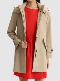 BELTED FAYETTE TRENCH COAT