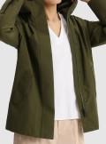 Woolrich BLUSA IN COTONE MISTO LINO - CFWWSI0090FRUT2589 800 - Tadolini Abbigliamento