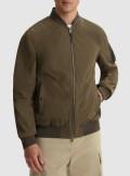 Woolrich BOMBER CITY LEGGERO - CFWOOU0359MRUT0573 6291 - Tadolini Abbigliamento