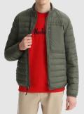 Woolrich FELPA GIROCOLLO ESSENTIAL IN COTONE BIO - CFWOSW0090MRUT2544 5405 - Tadolini Abbigliamento