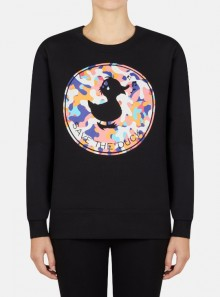 LAURA CREW NECK SWEATSHIRT