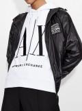 Armani Exchange FELPA CON CAPPUCCIO - 8NZMPC-ZJ1ZZ 1100 - Tadolini Abbigliamento