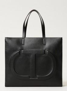 TWINSET Milano BORSA SHOPPER TWINSET BAG CON LOGO - 211TD8080 - Tadolini Abbigliamento