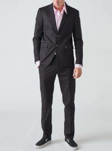TWO-BUTTON SINGLE-BREASTED SUIT