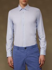 RRD - Roberto Ricci Designs - SHIRT OXFORD JACQUARD - 21184 V01 - Tadolini Abbigliamento