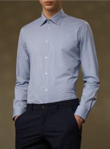 RRD - Roberto Ricci Designs - SHIRT OXFORD JACQUARD - 21184 V09 - Tadolini Abbigliamento