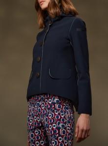 RRD - Roberto Ricci Designs - SUMMER COLOR HOOD LADY - 21523 - Tadolini Abbigliamento