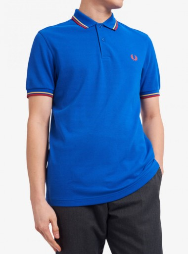 THE FRED PERRY SHIRT