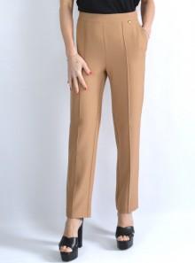 My Twin TWINSET PANTALONI SLIM CON ELASTICO IN VITA - 202MP2491 00850 - Tadolini Abbigliamento