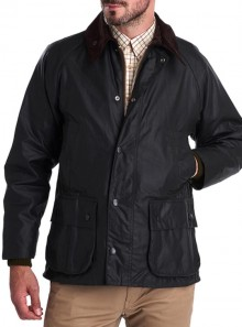 Barbour BARBOUR BEDALE® WAX JACKET - MWX0018SG91 - Tadolini Abbigliamento
