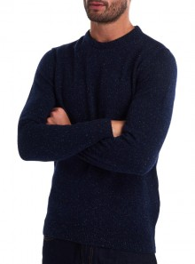 Barbour TISBURY CREW KNITWEAR - MKN0844NY91 - Tadolini Abbigliamento