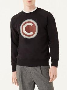 Colmar Originals FELPA CON MAXI LOGO - 8268R 99 - Tadolini Abbigliamento