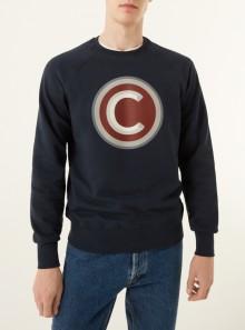 Colmar Originals FELPA CON MAXI LOGO - 8268R 68 - Tadolini Abbigliamento