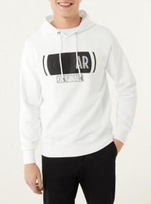 Colmar Originals FELPA CON SCRITTA BARRATA - 8206 01 - Tadolini Abbigliamento