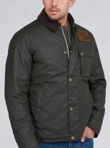 Barbour International B.INTL WORKERS WAX JACKET - MWX1853SG91 - Tadolini Abbigliamento