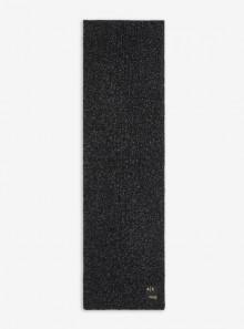 Armani Exchange SCIARPA LUREX CON LOGO - 944612 - Tadolini Abbigliamento