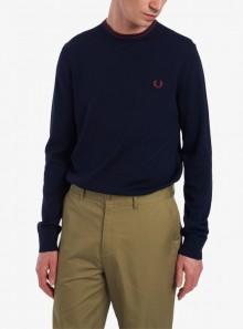 Fred Perry MAGLIONE GIROCOLLO CLASSICO - K9601 264 - Tadolini Abbigliamento