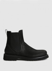 CHELSEA ANKLE BOOTS IN WATER RESISTANT SUEDE