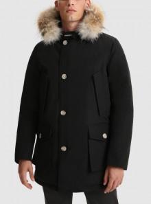 Woolrich ARCTIC PARKA CON PELLICCIA REMOVIBILE - CFWOOU0482MRUT0001 BLK - Tadolini Abbigliamento