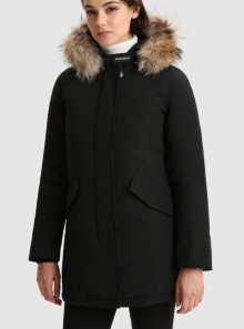 ARCTIC PARKA WITH REMOVABLE RACCOON FUR
