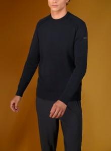 RRD KNIT COTTON PLAIN ROUND - W21113 60 - Tadolini Abbigliamento