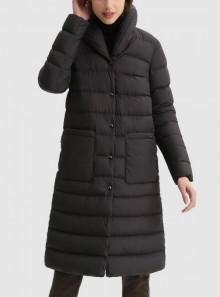 Woolrich PIUMINO LUNGO ELLIS CON TRAPUNTATURA ORIZZONTALE - CFWWOU0509FRUT2635 - Tadolini Abbigliamento
