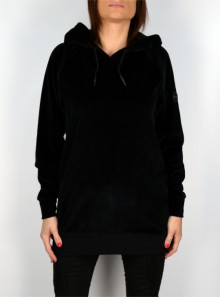 LONG CHENILLE SWEATSHIRT