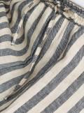 TwinSet PANTALONI IN LINO A RIGHE BICOLORE 191TT2314 - Tadolini Abbigliamento