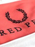 Fred Perry POLO CON INSERTO PROFILATO M4552 313 - Tadolini Abbigliamento