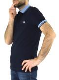 Fred Perry POLO CON COSTE A CONTRASTO M4567 608 - Tadolini Abbigliamento