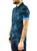 Woolrich FLOREAL POLO WOPOL0525 - Tadolini Abbigliamento