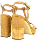 TwinSet SANDALI IN PELLE 191TCP112 - Tadolini Abbigliamento