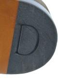 Doucal's SCARPA DERBY CODA LIGHT POINT DU2360MILEUF068