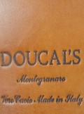 Doucal's MOCASSINO CON NAPPINE DU2580MILEUF111