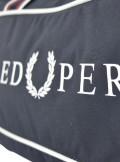 RETRO BRANDED BARREL BAG