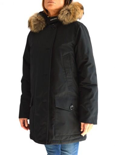 Woolrich ARCTIC PARKA DF - WWCPS2806 BLK - Tadolini Abbigliamento