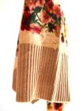 TwinSet CARDIGAN-MAGLIA STAMPA A FIORI CON RICAMO DI PERLE E PAILLETTES 192TP3365 - Tadolini Abbigliamento