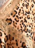 TwinSet ABITO IN MAGLIA CON STAMPA ANIMALIER E A FIORI 192TP3360 - Tadolini Abbigliamento