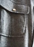 My Twin TwinSet CAMICIA IN MICRO PIED-DE-POULE 192MT2124 - Tadolini Abbigliamento