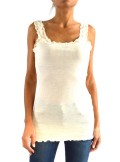 TANK TOP WITH LACE PROFILES