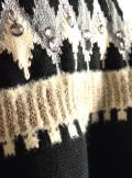 TwinSet MAGLIA JACQUARD CON RICAMI E PIUME 192TT3311 - Tadolini Abbigliamento