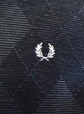 Fred Perry MAGLIONE GIROCOLLO A LOSANGHE TONO SU TONO K7515 - Tadolini Abbigliamento