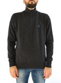 Woolrich SUPERGEELONG LOGO TURTLE NECK - WOMAG1885 112 - Tadolini Abbigliamento
