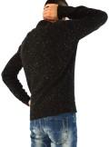 Baracuta DONEGAL CREW NECK - BRMAG0073 1088 - Tadolini Abbigliamento